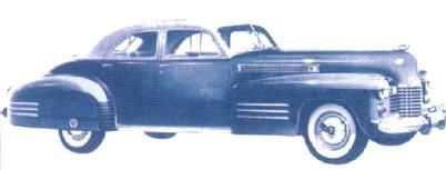 Cadillac Series 72