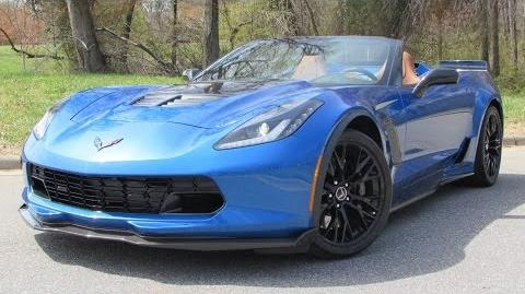 2015 Chevrolet Corvette Z06 Convertible Start Up, Test Drive, and In Depth Review