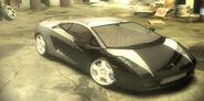 Ming's Lamborghini Gallardo in NFS MW