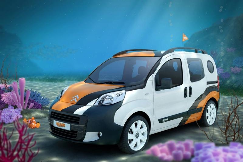 Citroën NEMO Concept