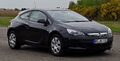 Opel Astra GTC 1.4 Turbo ecoFLEX Edition (J) – Frontansicht, 20. Oktober 2012, Heiligenhaus