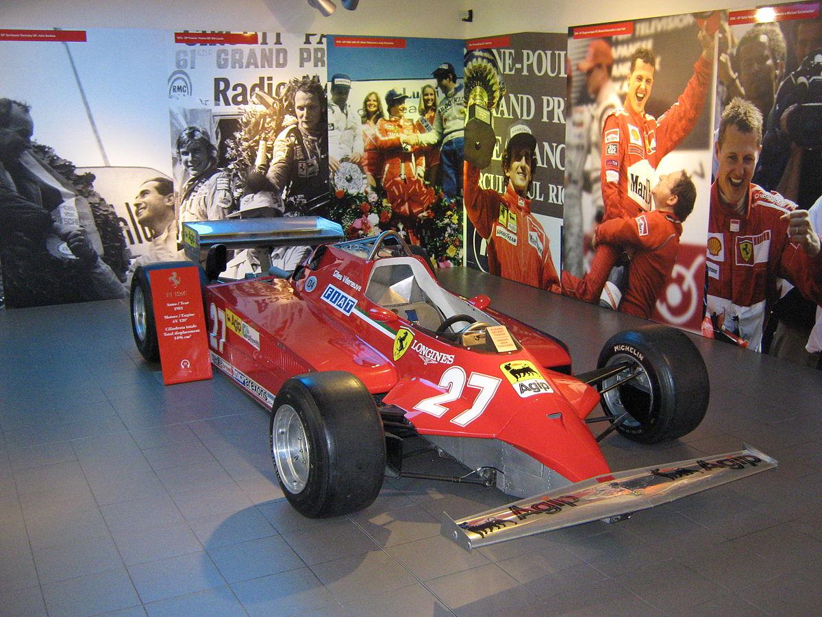 Ferrari 126 C