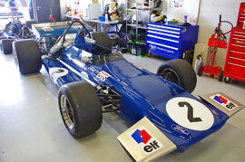 March 701 at Silverstone Classic 2012.jpg