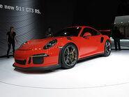 2016 Porsche 911 gt3 ra