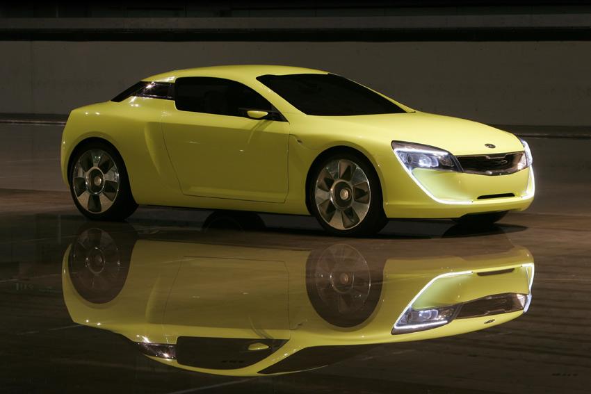 Kia Kee Sports Coupe Concept