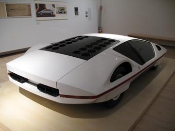 Ferrari 512 Modulo Concept