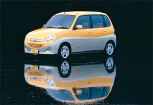 Subaru Elten Custom