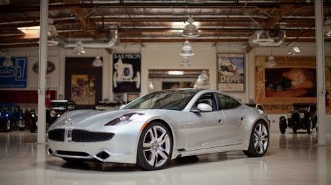 2012 Fisker Karma - Jay Leno's Garage