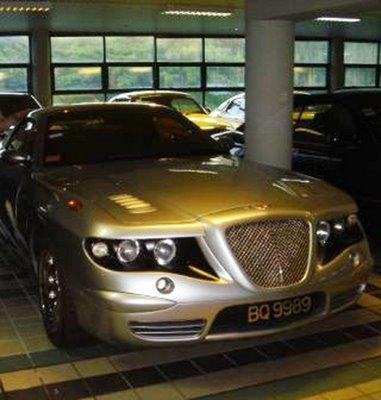 Bentley Silverstone