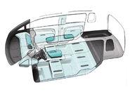 VW up blue concept 018