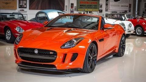 2014 Jaguar F-Type V8 S - Jay Leno's Garage