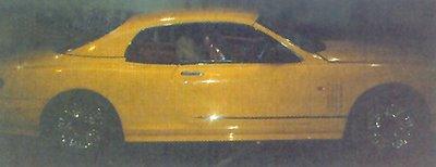 Bentley Monte Carlo