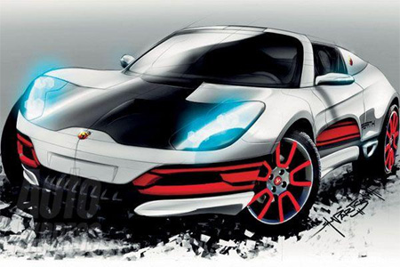 Abarth SS Concept