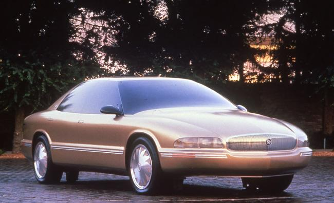 Buick Park Avenue Essence