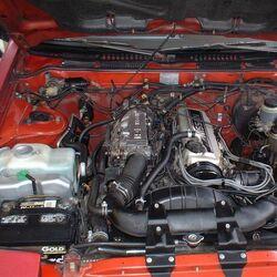 Nissan CA20 engine