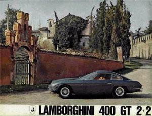 Lamborghini 400GT