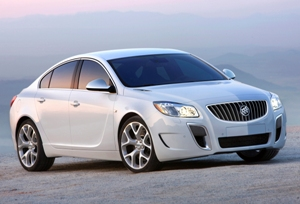 Buick Regal GS Concept