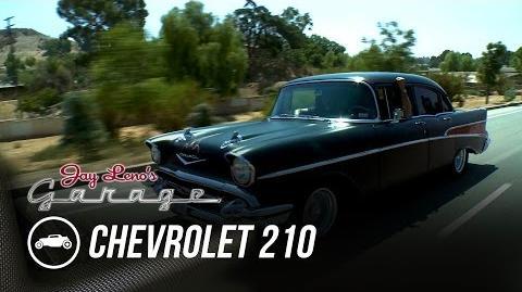 1957 Chevrolet 210 - Jay Leno's Garage