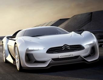 Citroën GTbyCITROËN Concept