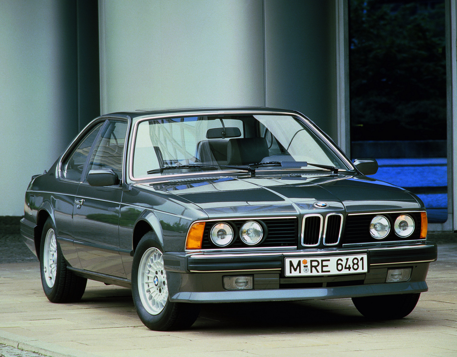 Bmw E24 Autopedia Fandom