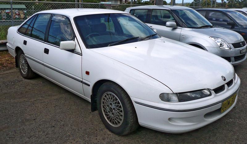 Holden VR Commodore