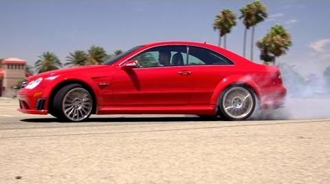 2008 Mercedes-Benz CLK 63 AMG Black Series An F1 Pace Car for the Masses! - Ignition Ep