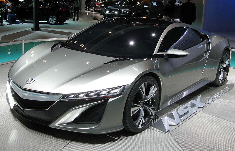 Acura NSX (2015)