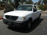 Mazda B-Series Frontleft