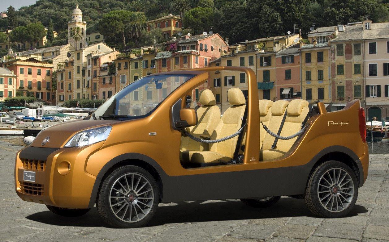 Fiat Portofino Concept