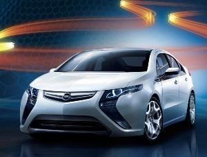 General Motors Ampera