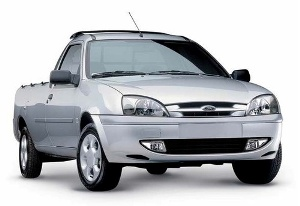 Ford Courier (South America)