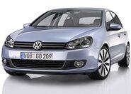 2009-Volkswagen-Golf-0