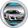 You are rewarded with an Audi R8