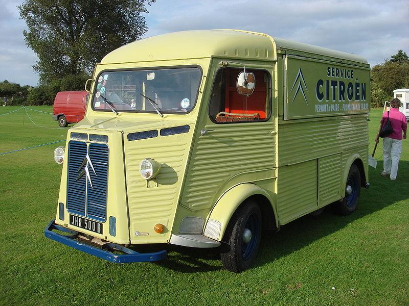 Citroën H Van