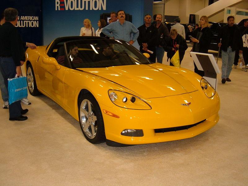 Chevrolet Corvette (2005–2013)
