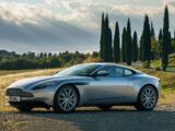 Lista delle automobili Aston Martin