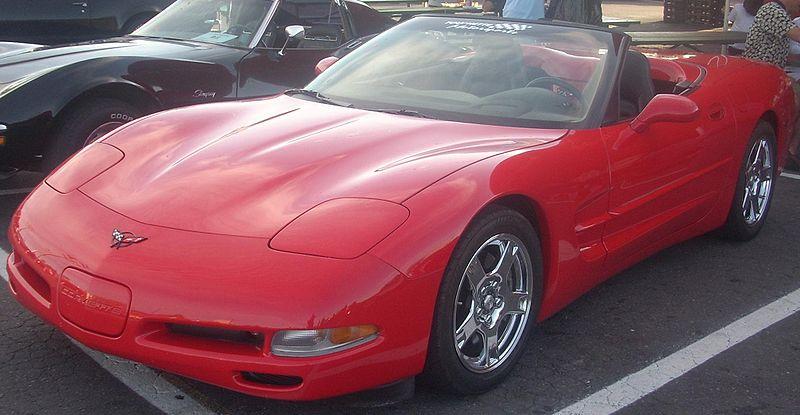 Chevrolet Corvette (1997–2004)