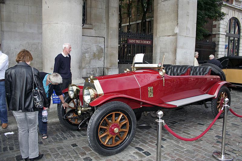 Lancia Theta-35HP