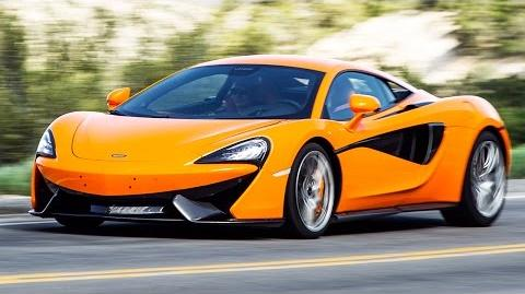 2016 McLaren 570S Supercar Speed with Sports Car Fun! - Ignition Ep. 145
