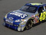 NASCAR Sprint Cup Car Of Tomorrow