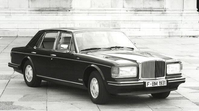 Bentley Mulsanne (1980)