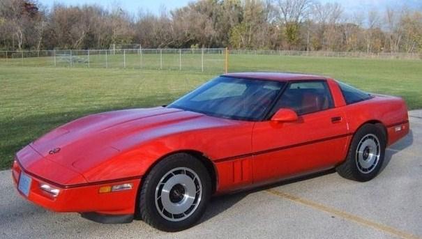 Chevrolet Corvette (1984–1996)