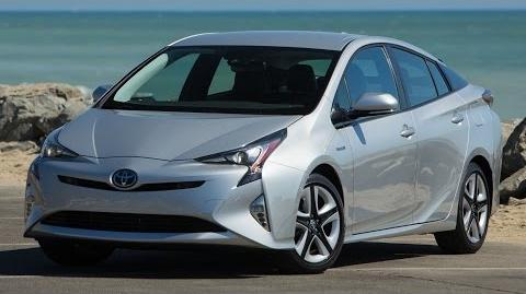 2016 2017 Toyota Prius IV Touring - In Depth Road Trip Review!