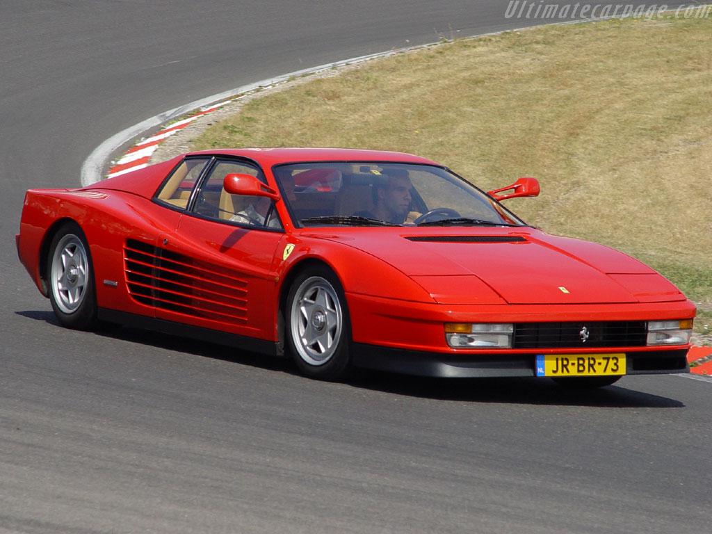 Ferrari Testarossa Autopedia Fandom