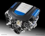 General Motors LS9 Engine 1