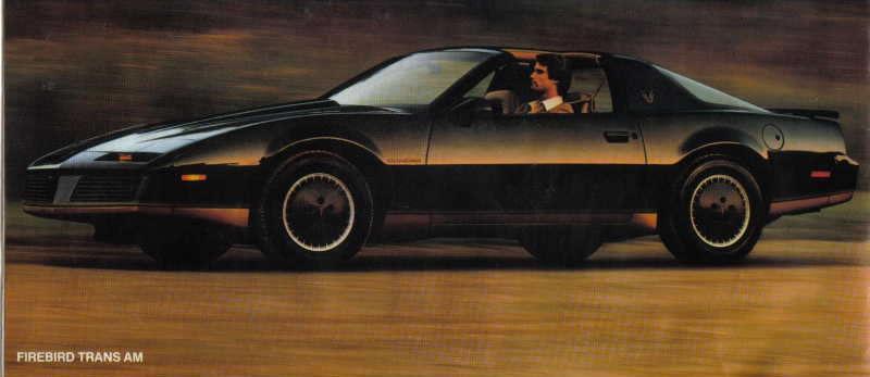 Pontiac Firebird 1982-2002