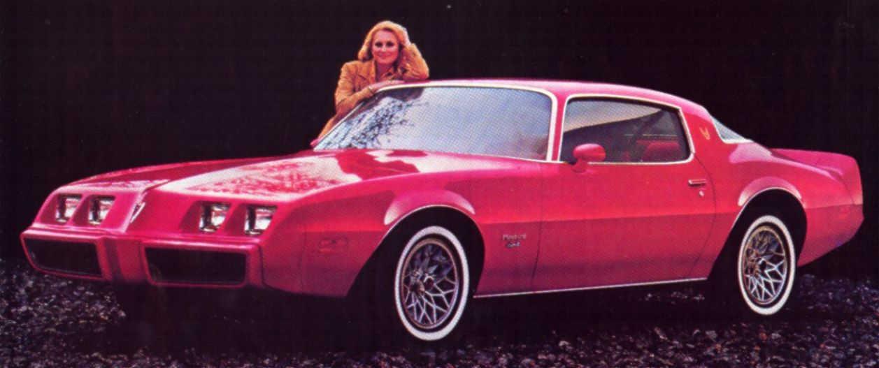 Pontiac Firebird 1967-1981