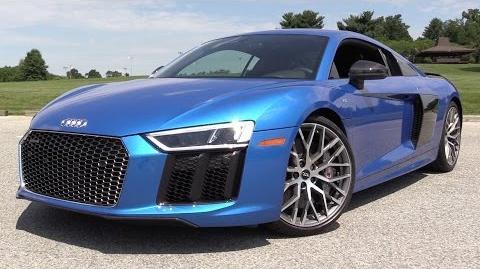 2017 Audi R8 V10 Plus - Start Up, Road Test & In Depth Review