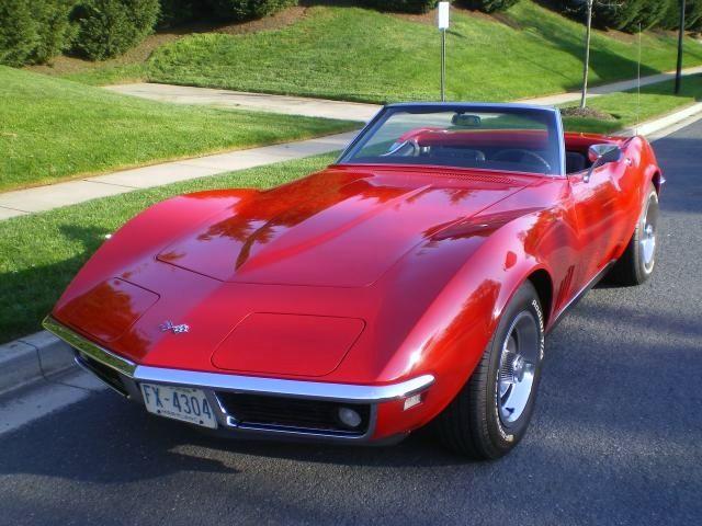Chevrolet Corvette (1968–1982)