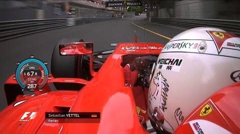 F1 guida al circuito Gran Premio di Monaco 2016